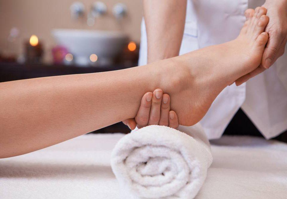 voeten relaxen